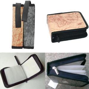 40x-DVD-CD-Case-Aufbewahrungs-Halter-Tragetasche-Organizer-Sleeve-Briefkast-K5Y5