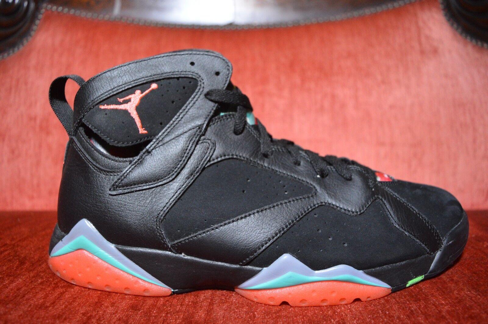 "Nike Air Jordan Size 7 VII Retro 30th Size Jordan 11.5 ""Barcelona Nights"" 705350-007 64620e"