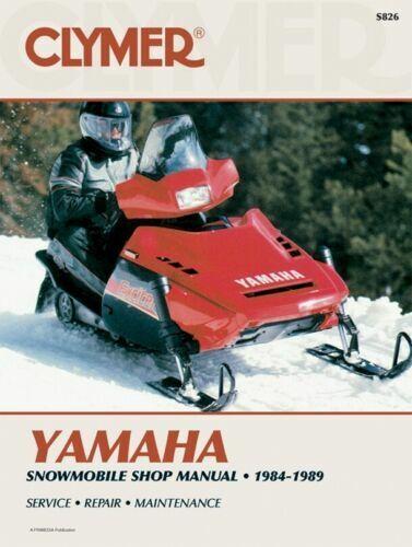 Clymer Service Repair Manual Book Yamaha Pz480 Pz 480