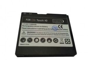 Batterie-de-Rechange-pour-le-HTC-Desire-HD-Ba-S470-1600mAh-3-7V
