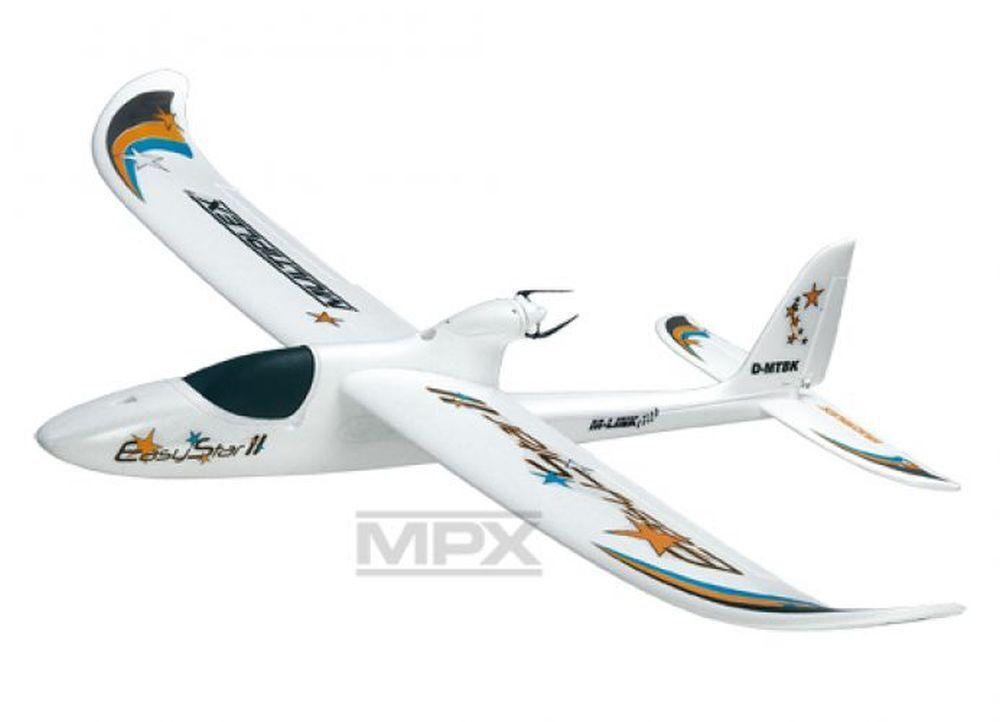 BK EasyStar II Multiplex MPX Anfänger Einsteiger Flugzeug EPO Elapor NEU&OVP