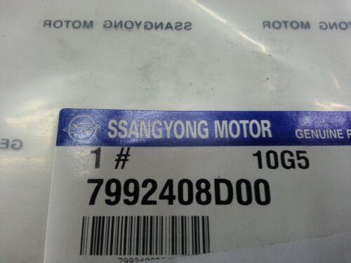 Genuine Quarter Badge REXTON W Lettering for Ssangyon REXTON W 7992408D00