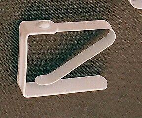 fermatovaglia laccato nichelato clip a molla gancio fermatovaglie
