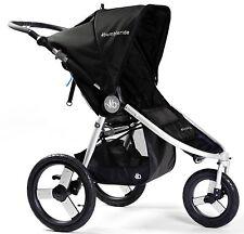 Bumbleride Speed Lightweight Baby Jogger Jogging Stroller Silver Black NEW 2016