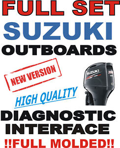 Details about NEW SUZUKI MARINE outboard professional diagnostic kit SDS