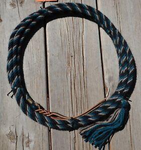 1-4-034-Alpaca-Hair-Get-Down-Rope-4-Strand-x-16-039-Black-Teal-Grey