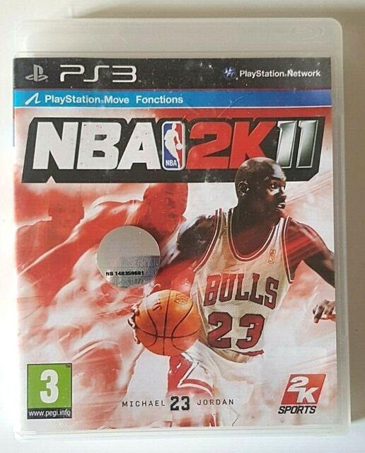 NBA 2K 11 - PlayStation 3 PS3 - PAL - Complet