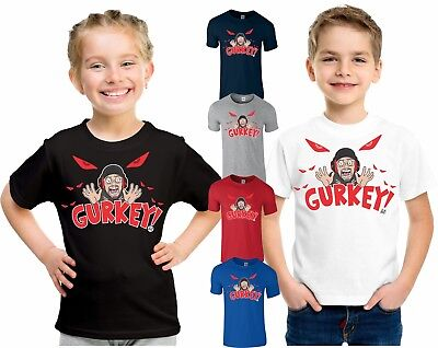 GURKEY FUNnel Vision T-Shirt FGTeeV Gaming Team Mens Kids Christmas Gift Top