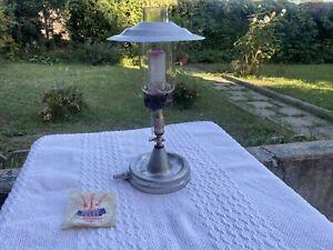 Lampe A Gaz Bec De Gaz Petrole Ancien Vintage