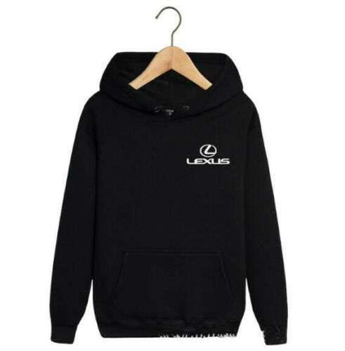 2019 NEW Lexus Hoodie Men Jacket Full Sweatshirts warm Coat