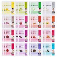 [ship By Usps] Dermal Korea Collagen Essence Facial Mask 16type 3set Total 48pcs