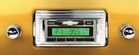 Radio & Dvc Dash Speaker 1947 48 49 50 51 52 53 Chevy Truck Usa 630 Ii Radio
