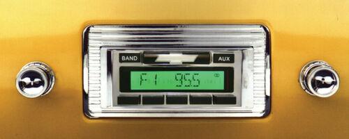 Radio /& DVC Dash Speaker 1947 48 49 50 51 52 53 Chevy Truck USA 630 II Radio