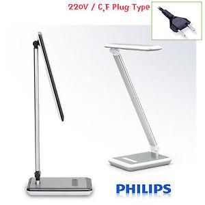 Philips 71570 Eye Care Blade Ii Table Lamp Led Desk Light