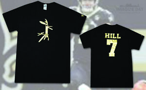 newest 99dab 4a353 Details about TAYSOM HILL 'Swiss Army Knife' (Saints) Black Unisex T-Shirt