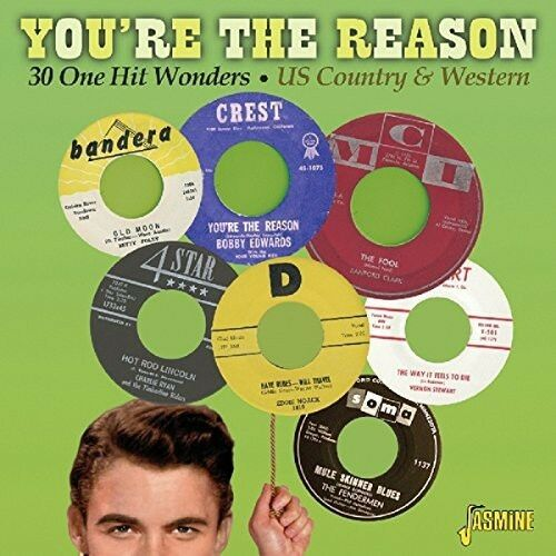 Various Artists - You're the Reason: 30 One Hit Wonders / Various [New CD] UK -