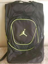c9a54f4e595368 item 6 Nike Air Jordan Jumpman Logo Gym Backpack Lap Top Bag Black Neon  Yellow -Nike Air Jordan Jumpman Logo Gym Backpack Lap Top Bag Black Neon  Yellow