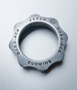 Shimano-dura-ace-1-Headset-Top-Nut-NJS-ghiera-HP-7200-Dura-Ace-EX-road-track