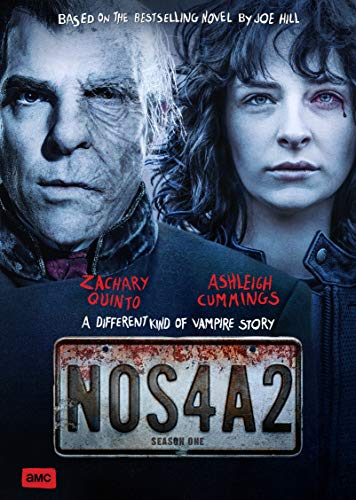 Nos4a2 Dvd Tv Series Complete Season 1 For Sale Online Ebay