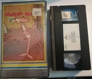 VHS-LA-PANTERA-ROSA-VOLUME-2-di-A-A-V-V-MGM