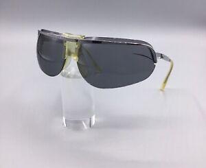Sunglasses-Sunglasses-Lunettes-Sonnenbrillen-Scratched-Lens-Vintage