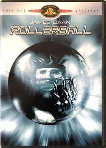 Dvd-Rollerball-Edizione-Speciale-con-James-Caan-1975-Usato