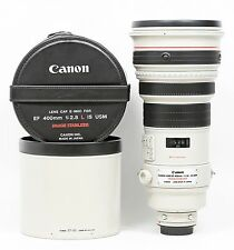 Canon EF 400mm f/2.8 L IS USM Lens Mint