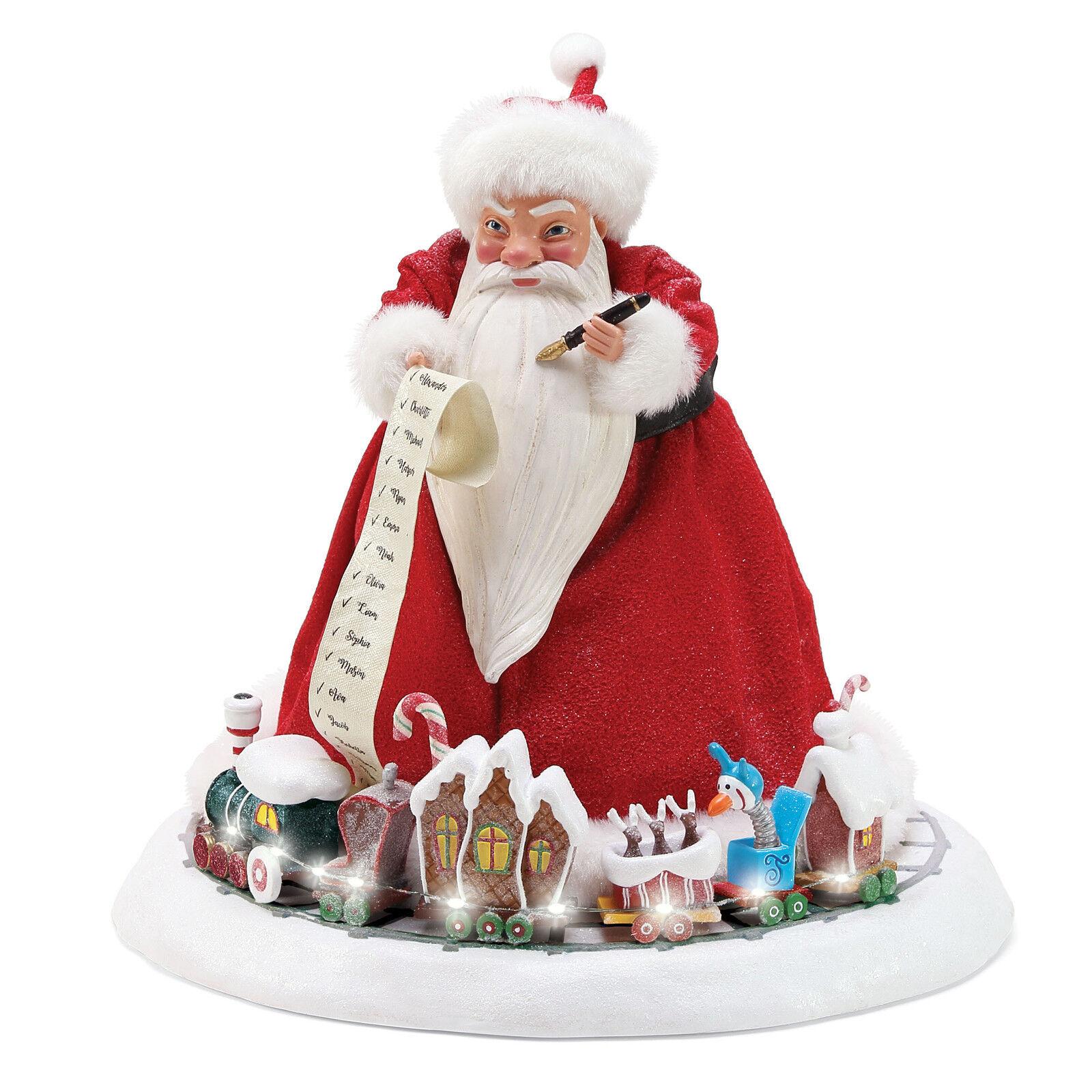 Possible Dreams Clothtique 2018 Snow White/'s Christmas Celebration #6003369 NIB