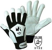 Panda Feinmechanik-Nappaleder-Handschuh, Montagehandschuh Leder Gr. 8-11 (M-XXL)