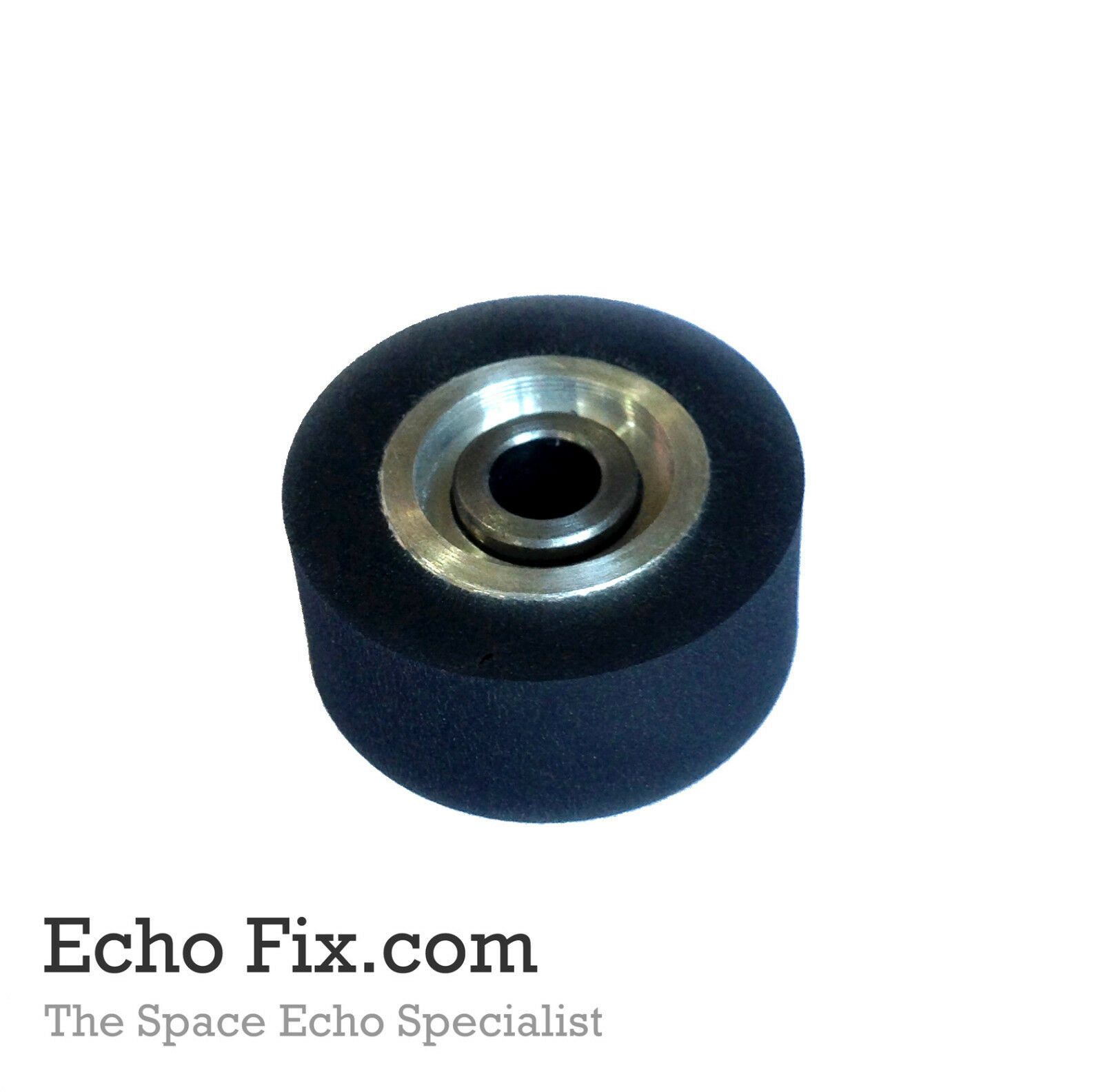Genuine Roland Space Echo RUBBER ROLLER (Re-rubberot) for RE-201,150,501 etc