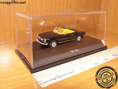 SEAT 124-L 124L 1:43 1969 MINT!! WITH BOX-ART INSIDE