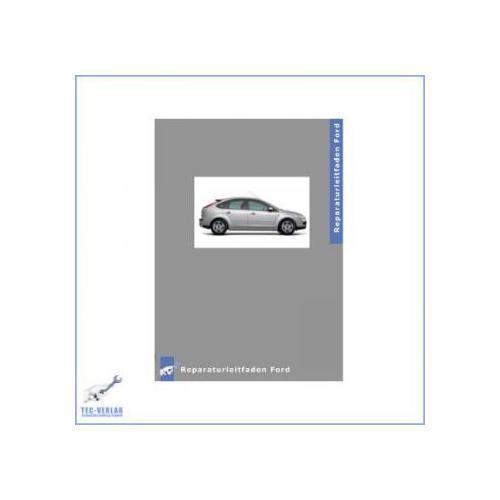 Ford Focus /> 04 chasis-taller de libro de mano