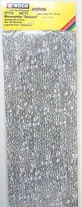 36-35-m-NOCH-57710-H0-Mauerplatte-034-Dolomit-034-extra-lang-640-x-150-mm-Neu
