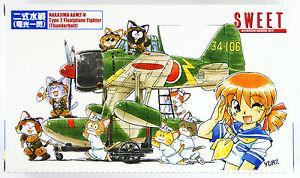 Sweet-Aviation-31-Nakajima-A6M2-N-Type-2-Floatplane-Thunderbolt-1-144-Scale