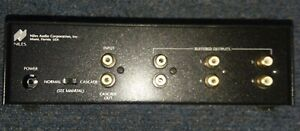 New-Old-Stock-Niles-Audio-VDA-6-6-Output-Video-Distribution-Amplifier
