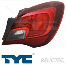 OPEL CORSA D 1.3D Rear Light Lamp Right 06 to 11 Back 1222148 Prasco Quality New