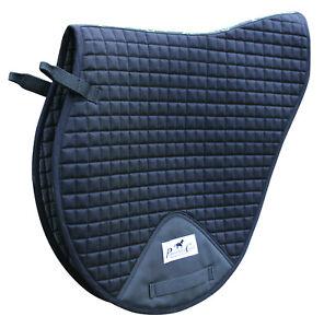 Professionals-Choice-VenTech-XC-English-Saddle-Pad-Black-EP500