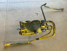 Cub Lo Boy 154 184 185 International Ih Hydraulic Valve A Type Amp Steel Lines