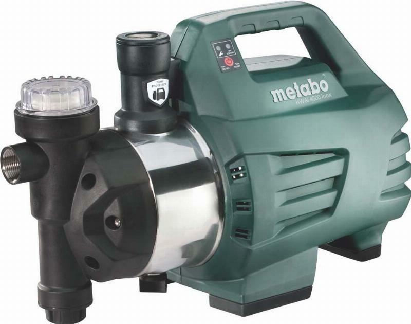 Metabowerke dispensador Hwai 4500 Inox ipx4 bombas 600979000