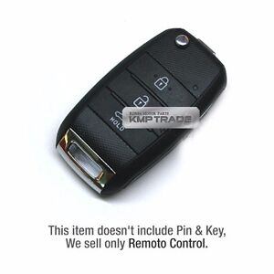 OEM Keyless Entry Fob Folding Key Remote Control Transmitter For KIA 2012-16 Rio