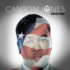God City Usa - Canton Jones (2014, CD NIEUW)