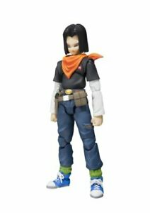 Bandai-Tamashii-Nations-S-H-Figuarts-Android-17-034-Dragon-Ball-Z-Action-Figure