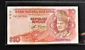 RM 10 : 5th Series, Aziz Taha, PN 7987965