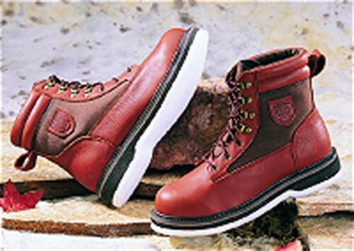 Brand New Kobuk Premium Wading Chasse Bottes Chaussures Taille 9 Feutre Semelle Marron