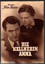 DIE KELLNERIN ANNA / IFK 3244 Berlin / Franziska Kinz, Otto Wernicke,Paul Dahlke