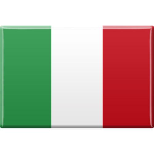 Kuehlschrankmagnet neu Magnet Schild Laender Magnete Italien 38943