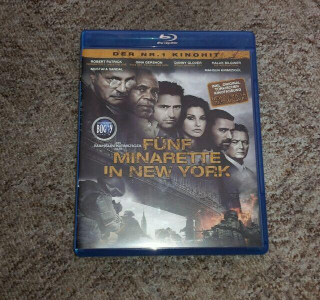 """Blu-ray - """"Fünf Minarette in New York""""; Danny Glover"""