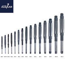 15 Pcs Set Adjustable Hand Reamers Hv H11 14 To 1 116 Inch 6 Blades