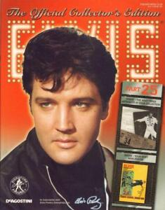 Elvis-Official-Collector-039-s-Edition-Part-25-Magazine-VG
