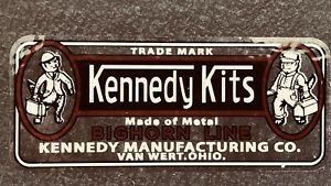 Kennedy-Big-Horn-Tool-Box-Decal-Reproduced-Vinyl-2-for-1